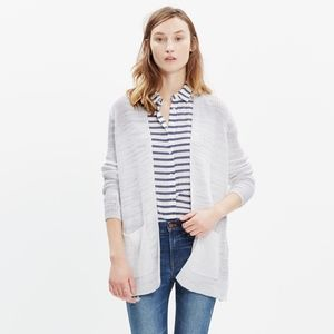 Madewell Postscript Cardigan Sweater